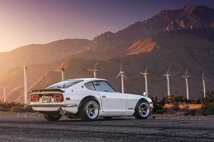 1972 Datsun 240Z - The Fairest One Of All
