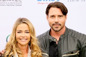 Denise Richards Is Engaged to Aaron Phypers