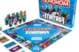 Fortnite Monopoly is coming this October