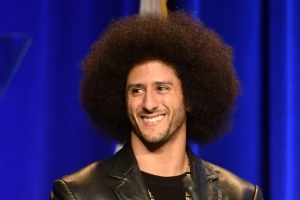 Report: Kaepernick watched commercial premiere at Nike HQ