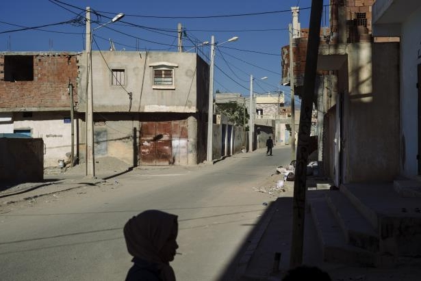 Kasserine is an impoverished city in western Tunisia, where the high unemployment rate and the lack of opportunities for young people have made it a recruiting area for the Islamic State and al-Qaeda.
