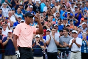 Tiger Tracker: Tiger Woods looks to rebound on Moving Day at BMW Championship