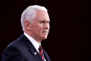 Pence: 'Very disappointing' to see Obama 'become so political'