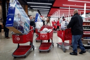 Target to hire 120,000 workers to meet holiday season rush