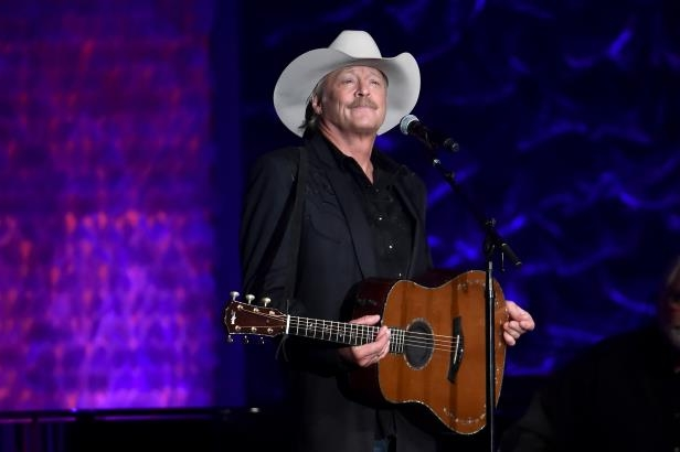 NEW YORK, NY - JUNE 14:  Alan Jackson performs onstage during the Songwriters Hall of Fame 49th Annual Induction and Awards Dinner at New York Marriott Marquis Hotel on June 14, 2018 in New York City.  (Photo by Theo Wargo/Getty Images for Songwriters Hall Of Fame )