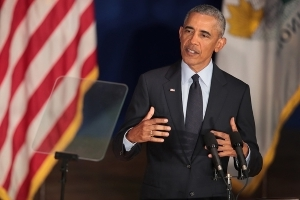Obama blasts GOP: They 'put up with crazy'