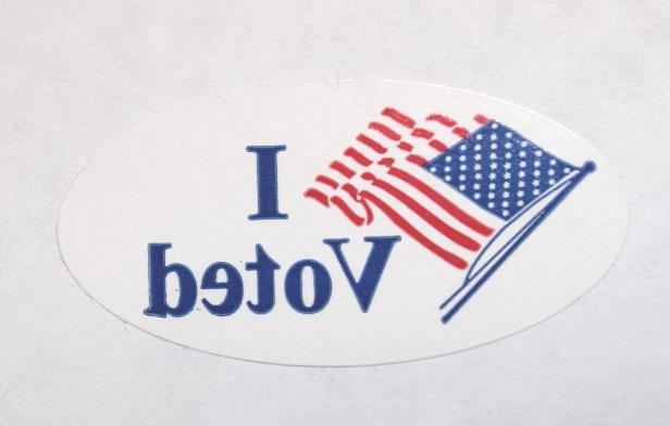 Why Those 'I Voted' Stickers Degrade Our Great Republic