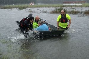 'Thank God They Came' — Inside the Daring Rescues of Hurricane Florence