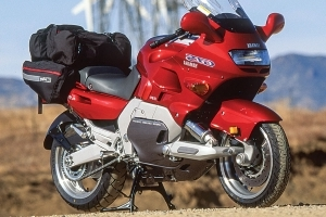 The 1993 Yamaha GTS1000 Was The Acura NSX Of Bikes