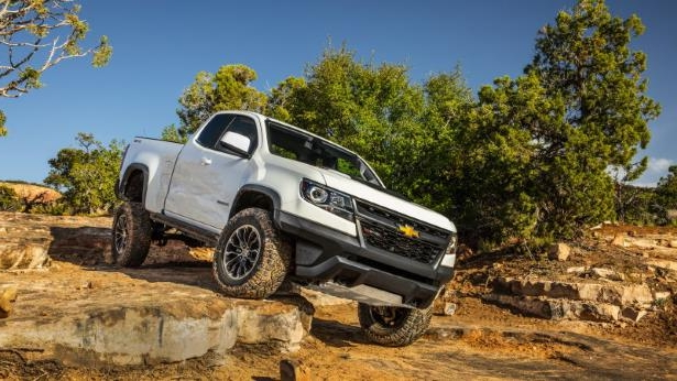 News: Chevy Colorado side curtain airbags are deploying