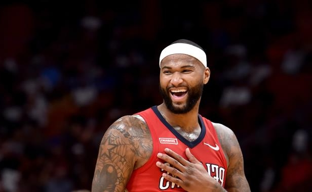 7c544082f6d Sport: DeMarcus Cousins says NBA Commissioner Adam Silver is 'super ...