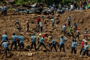 Drawn by Gold, Drowned in Mud: Typhoon Kills Philippine Miners