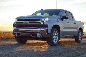 First Drive: 2019 Chevrolet Silverado in Canada