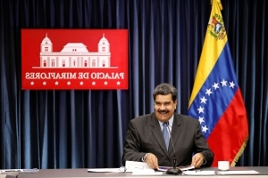 Maduro Wants to Visit Salt Bae's Restaurant Again
