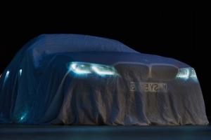 2019 BMW 3 Series G20 shown under wraps