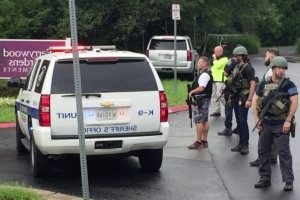 Aberdeen, Maryland shooting: Woman opens fire at Rite Aid distribution center