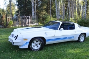 Find of the Week: 10,000 km 1981 Chevrolet Camaro Z28
