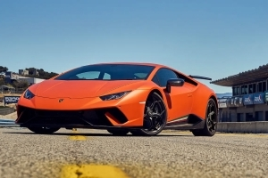 Lamborghini Huracan Performante is the 2018 Motor Trend Best Driver's Car