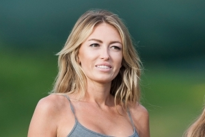 Offbeat: The Forecaddie: Paulina Gretzky is on the scene at