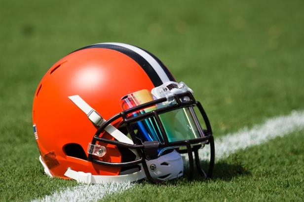 4960a8c1df7 Sport: Browns new uniforms for 'Thursday Night Football' are pretty ...