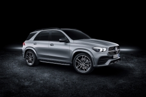 First Look – 2020 Mercedes-Benz GLE