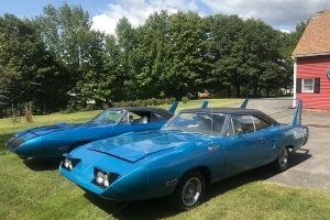 These Two Barn-Find Plymouth Superbirds Are Going to Sell for All the Money