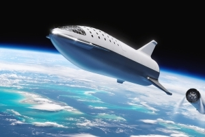 How SpaceX's huge spaceship has changed