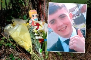 Pictured: Teen facing trial for park murder of man with disability