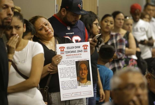 Offbeat: Houston area families of murder victims gather for