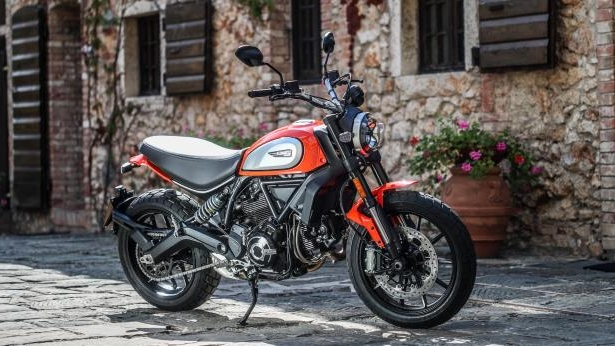 Motorcycles 2019 Ducati Scrambler Icon First Ride A Modern Classic
