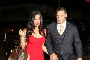 Nikki Bella Confirms She's Single and Has Not Spoken to Ex-Fiance John Cena (Exclusive)