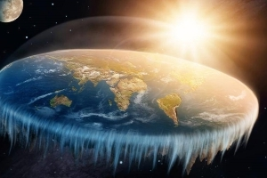 Flat Earthers believe they have an explanation for the changing of the seasons