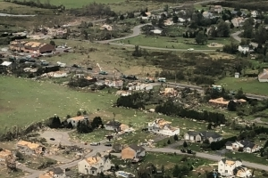 Province releases disaster assistance maps for tornado victims