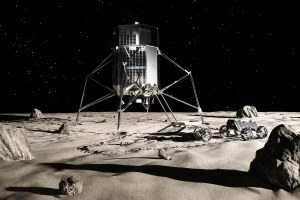 SpaceX signs up startup seeking to explore the moon