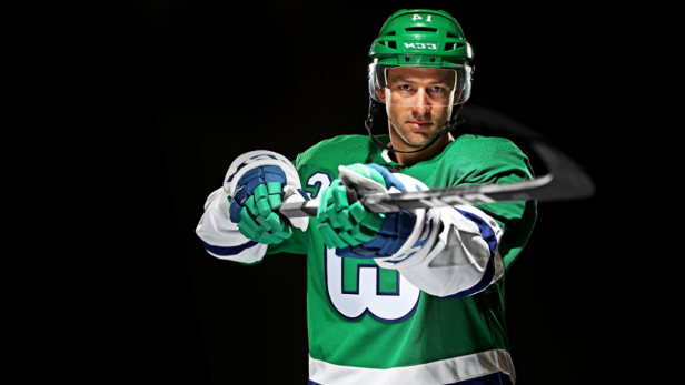 ... Hurricanes to wear Hartford Whalers jerseys twice this season