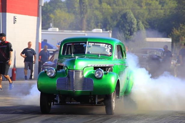 Classics: The Gassers of HOT ROD Drag Week 2018 - PressFrom - US