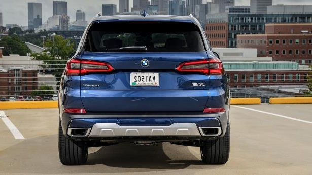 Reviews First Drive 2019 Bmw X5 40i Xdrive Pressfrom Us