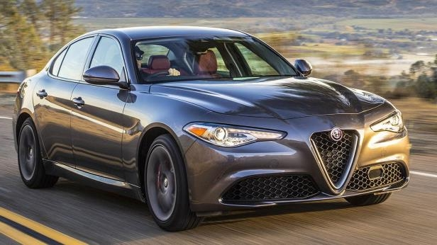 News: Alfa Romeo Sedans, SUVs Recalled for Engine Fires