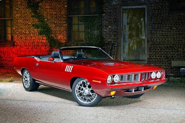 Classics: Extreme Makeover: 1971 Plymouth Barracuda