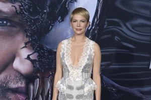 Michelle Williams Debuts Wedding Band on First Major Red Carpet Since Secret Wedding