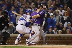8c33914061d Offbeat  Rockies-Cubs sets record for longest winner-take-all game in MLB  history - PressFrom - US