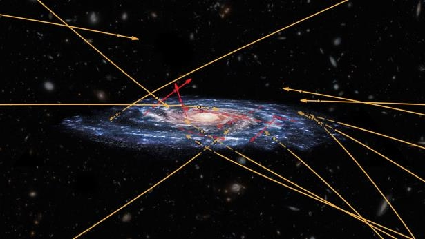Tech & Science: Stars from other galaxies spotted flying