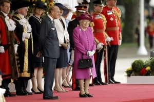 Offbeat: The Queen May Look Short, but She's Probably Taller