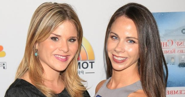 Entertainment: Jenna Bush Hager Gushes About Twin Sister Barbara's