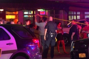 Police: 3 hospitalized in drive-by shooting outside Pegasus bar on S.A.'s gay strip