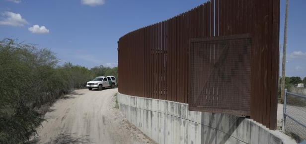 Image result for DHS Issues Waiver to Expedite Border Wall Gate Construction Project in Hidalgo County, Texas