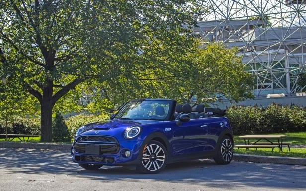 Auto Shows 2019 Mini Cooper S Convertible I Dont Want To Be