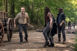 Walking Dead season 9 premiere loses nearly half its audience