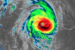 Michael made history as one of the top four strongest hurricanes to strike the United States