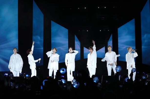 Entertainment: BTS Announce Big Screen Debut With 'Burn the